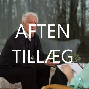 Aftentillæg til terapi
